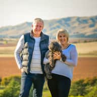 Profile image for pet sitters Christine & Dean