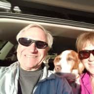 Profile image for pet sitters Kathleen & Dale