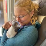 Profile image for pet sitter Sara