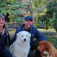 Profile image for pet sitters Karen & Garrett
