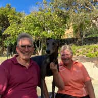 Profile image for pet sitters Mick & Robyn