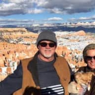 Profile image for pet sitters Janet & Don