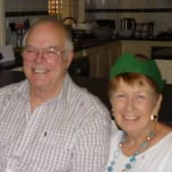 Profile image for pet sitters Janet & Alan