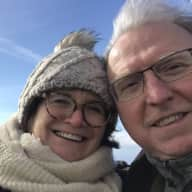 Profile image for pet sitters Carl & Carine