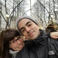 Profile image for pet sitters Sebastián & Debora