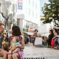 Profile image for pet sitters Jeremy & Melisa