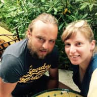 Profile image for pet sitters Eric & Tanja