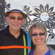 Profile image for pet sitters Peggy & Terry