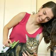 Profile image for pet sitters Anastasiya & Kevin