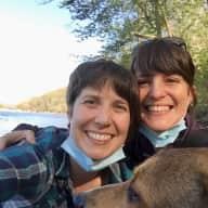 Profile image for pet sitters Althea & Jordana