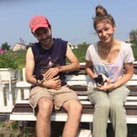 Profile image for pet sitters Melanie & Alexander