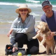 Profile image for pet sitters Gill & Ric