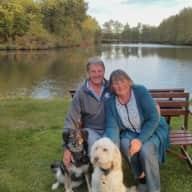 Profile image for pet sitters Nicholas & Isabel