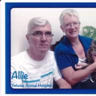 Profile image for pet sitters Maureen & David