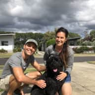 Profile image for pet sitters Iva & Mariano