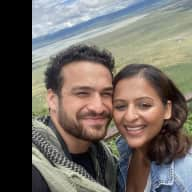 Profile image for pet sitters Shilpa & Isaac