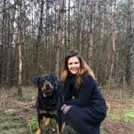 Profile image for pet sitter Renée