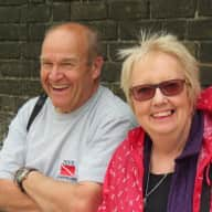 Profile image for pet sitters Wendy & David