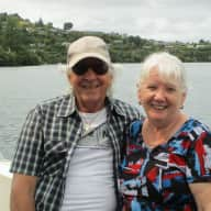 Profile image for pet sitters Heather & Maurice