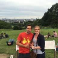 Profile image for pet sitters Melissa & Andy