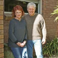 Profile image for pet sitters Eileen & David