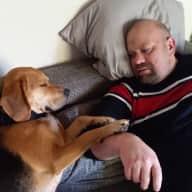 Profile image for pet sitters Michael & David
