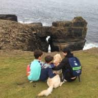Profile image for pet sitters Ivan & Dilyara