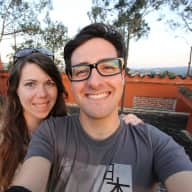 Profile image for pet sitters Sarah & Daniel