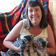 Profile image for pet sitters Maggie & Peter