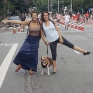 Profile image for pet sitters Mirian & Alice