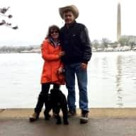 Profile image for pet sitters Debbie & Alan