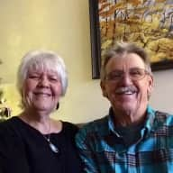 Profile image for pet sitters Catherine & Mitch