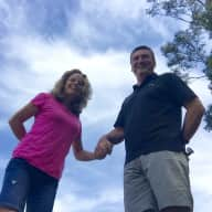 Profile image for pet sitters Marnee & Barry