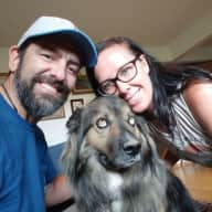 Profile image for pet sitters Katie & Toby