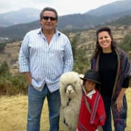 Profile image for pet sitters Karen & Alex