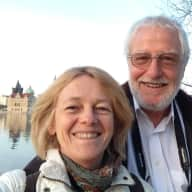 Profile image for pet sitters Jo & Andy