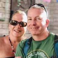 Profile image for pet sitters Belinda & Stephen