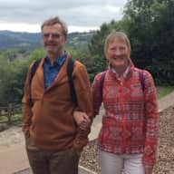 Profile image for pet sitters Nick & Fran