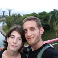 Profile image for pet sitters Joana & Diego