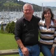 Profile image for pet sitters Grahame & Denise