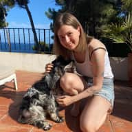 Profile image for pet sitter Victoire