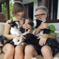 Profile image for pet sitters Magdalena & Mark
