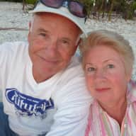 Profile image for pet sitters Christine & Robin