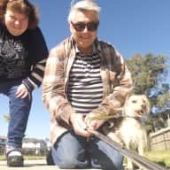 Profile image for pet sitters dave & April (daughter)