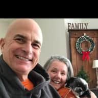 Profile image for pet sitters Loretta & Chris