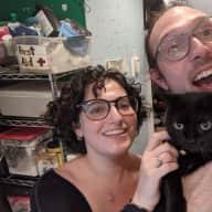 Profile image for pet sitters James & Katherine