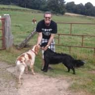 Profile image for pet sitters Sammi & Fabrice
