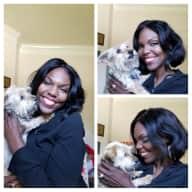 Profile image for pet sitters Angela & Lamar