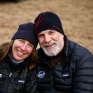 Profile image for pet sitters Yvette & John