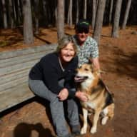 Profile image for pet sitters Louise & Martin